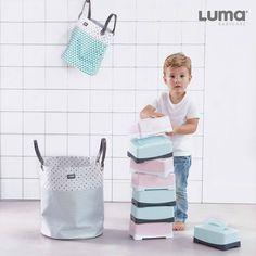 Nieuw bij LUMA Babycare: deze trendy box voor vochtige doekjes!  Verkrijgbaar in verschillende kleuren.