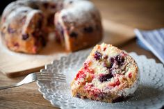 Mixed Berry Pound Cake Author: The Crepes of Wrath Prep time:  20 mins Cook time:  1 hour Total time:  1 hour 20 mins  Serves: 20-24 s...