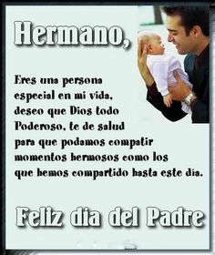 Poemas y poesías del dia del padre Book Quotes, Me Quotes, Funny Quotes, Fathers Day Crafts, Happy Fathers Day, Daddy Day, Good Morning Greetings, Spanish Quotes, Holidays And Events