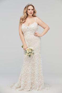 Die 123 Besten Bilder Von Plus Size Bridal Gown Brautkleid Fur