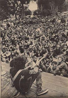 Jimi Hendrix. '67