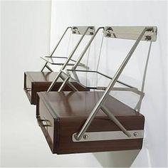 Silvio Cavatorta, attribution hanging nightstand