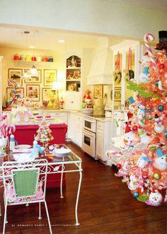 Take Christmas into the kitchen ♥