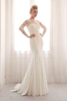 gemy maalouf wedding dresses 2014 bridal gown 3743  weddingbrand.com