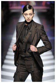 Jean-Paul Gaultier - 2009 AW womenswear