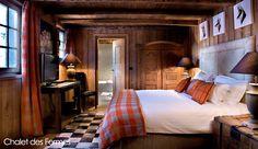 Location de chalets de luxe en montagne - Les Chalets des Fermes de Marie : location de chalets de luxe à Megève