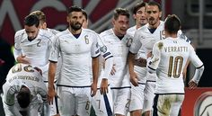 Cuplikan Gol Makedonia vs Italia 2-3 (Kualifikasi Piala Dunia 2018)