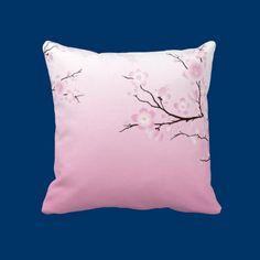 Cherry Blossoms Pillows