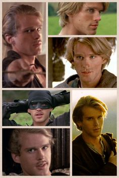 examples of loyalty in the princess bride