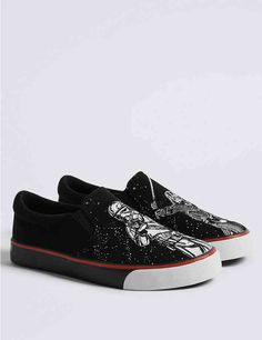 Buy the Kids' Star Wars™ Trainers Small - 7 Large) from Marks and Spencer's range. Cotton Lingerie, Star Wars Kids, Suit Shop, Boys Accessories, Designer Sandals, Vegan Shoes, Kid Shoes, Style Guides, Gifts For Kids