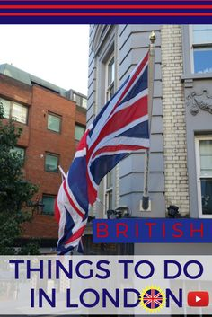 British Things to Do in London is a list of ideas for anyone planning on visiting London. The video shows ideas that people born in London and living in London enjoy.