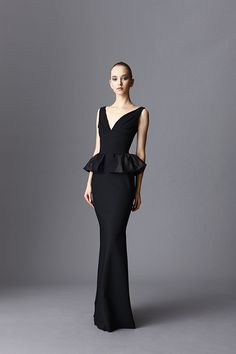 Hots Long Organza Gown | Chiara Boni La Petite Robe