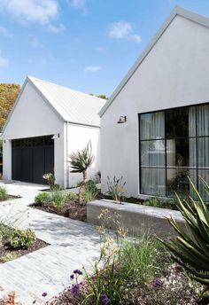 Gable House, House Roof, Facade House, My House, House Facades, Farm House, Vernacular Architecture, Residential Architecture, Modern Exterior