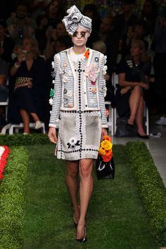 SPRING 2015 RTW THOM BROWNE COLLECTION