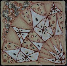 Ulrike tangelt ☺: Muster Mixer Challenge No. 8