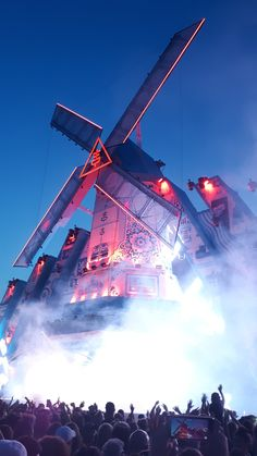 Flying Dutch 2018, Rotterdam Rotterdam, Spaceship, Dutch, Sci Fi, Party, Fun, Travel, Space Ship, Science Fiction