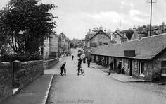 Old photograph of Pitlochry, Perthshire, Scotland Scottish People, British Isles, Vintage Photographs, Great Britain, Perth, Genealogy, Old Photos, Brave, Scotland