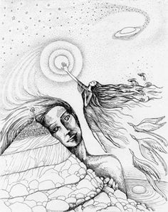 Psychic Drawing - Instructor Shari Scott Spiritual Drawings, Spirituality, Wallpapers, Beautiful, Art, Art Background, Kunst, Spiritual, Wallpaper