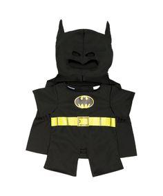 Batman Costume 2 pc. | Build-A-Bear Workshop