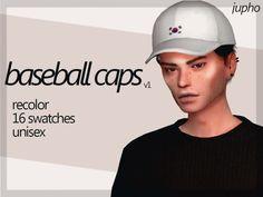 jupho's BASEBALL CAPS - Mesh needed