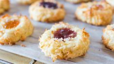 You have got to love these thumbprint cookies with the jam centre, a really great holiday cookie recipe to make that I am sure will be a big hit with...