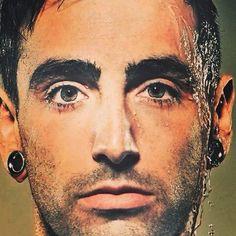 his eyes ♥ Jake His Eyes, Stars, Portrait, Tattoos, Music, Clothing, Musica, Outfits, Tatuajes
