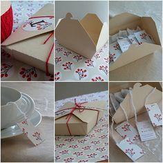 diy tea present