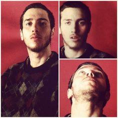 Jack Irons, John Frusciante, Smiling Eyes, Anthony Kiedis, Fleas, Chili, Fictional Characters, Mirror, Rock Music