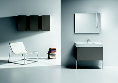 Block #bathroom #furniture collection by COSMIC