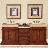 "Found it at Wayfair - Stanton 83"" Double Sink Bathroom Vanity Cabinet"