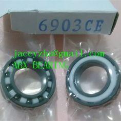 Pack de 10 6903 61903 17x30x7mm zz mince section Deep groove ball bearing