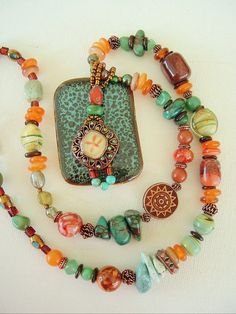 Boho Southwest Necklace by BohoStyleMe