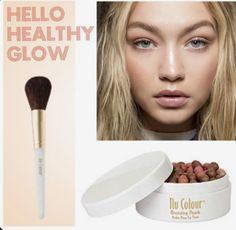 Bronzing Pearls, Etsy Seller, Glow, Make Up, Nu Skin, Healthy, Bossbabe, Breastfeeding, Polyvore