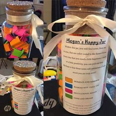 Personalized Note Jar Best Friend Notes For Friends Diy Gifts Your