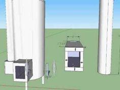 Rocket stove heater plans.