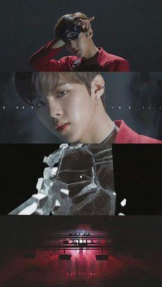 kim Wooseok Flash MV behind the scene Daejeon, The Secret Book, Korean Boy Bands, Pretty Baby, K Idols, Kpop Groups, Bts Wallpaper, Sehun, Cute Wallpapers