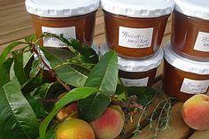 Weltbeste Pfirsichmarmelade (Nachtischmarmelade) 8