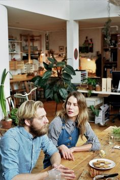 Jessica Barensfeld & Simon Howell — Jewellery Designer and Photographer, New York, Brooklyn-Williamsburg