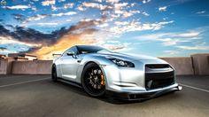 Nissan GT-R35 Car 2014