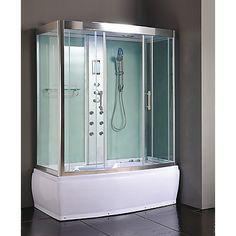 vasche da bagno con doccia - Cerca con Google | Bathrooms ...