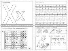 EDUCATIA CONTEAZA: Literele V, X, Z Tracing Worksheets, Preschool Worksheets, Preschool Crafts, Alphabet Crafts, Diy And Crafts, Colors, Full Bed Loft, Preschool Printables