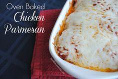 Chicken Parmesan Recipe #spon #ad #SaucesomeSavings