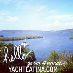 #bocas islands #catamaran #adventure in #Panama for #fiestaspatrias #navidades #anonuevo #newyear #2014 #travel
