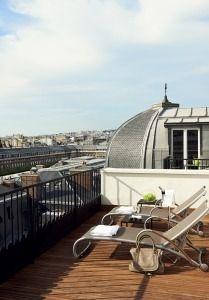 Grand Hôtel du Palais Royal - Paris, France