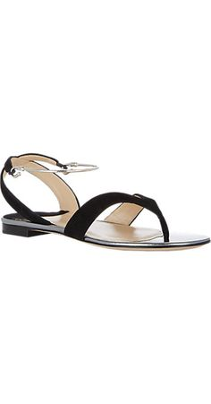 Paul Andrew Amiga Thong Sandals - Flats - Barneys.com