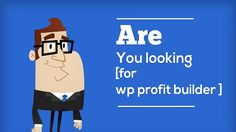 Wp Profit Builder Reviews | How to Make High Converting Sales Pages | - https://leveragemarketingresources.wordpress.com/2016/11/10/wp-profit-builder-reviews-how-to-make-high-converting-sales-pages/