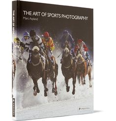 Prestel The Art of Sports Photography Hardcover Book