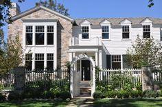 Designer Brooke Giannetti's home ~ from Velvet & Linen's Brooke Giannetti.