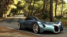 Aerolith concept car