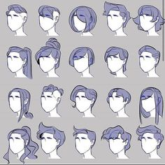 Guy Drawing, Drawing People, Drawing Tips, Daily Drawing, Boy Hair Drawing, Drawing Meme, Drawing Ideas, Anime Hair Drawing, Body Base Drawing